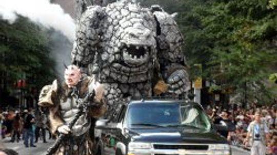 Dragon*Con 2012 Parade Pictures