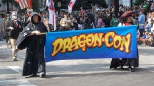 Dragon*Con 2011 Parade Pictures