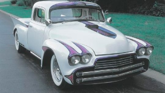 Dream Truck: Profile of a Custom Car