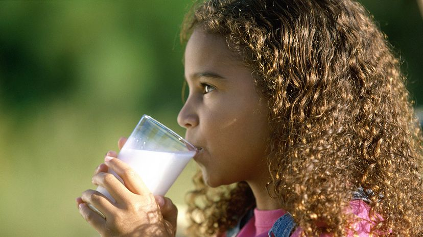 Nondairy milk is a burgeoning industry in many countries, but it may be causing delays in kids' growth. Purestock/Getty Images