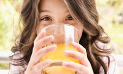 Image Gallery: Summertime Treats From sodas and chocolate milk to fruit juice and bottled water, what your kid is drinking might not be as good for him or her as you may think. See pictures of summertime treats.