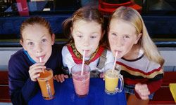 Smoothies made with syrups or added sugars aren't much healthier for you than your average milkshake.