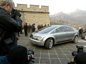 Concept Cars Image Gallery Is drive-by-wire the way of the future for automobiles? See more pictures of concept cars.