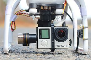 With the right equipment -- like this DJI Phantom 2 quadcopter and GoPro Hero4 camera -- you just might make the next great piece of cinema.