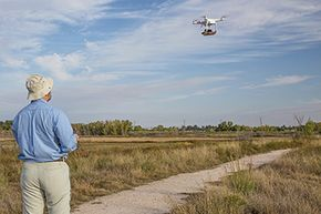 Whether you're a hobbyist or a professional cinematographer, you have to follow the FAA's rules when it comes to piloting your drone-camera combo.
