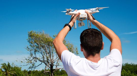 Can you hack a drone?