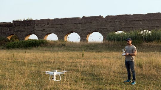 Got a Drone? Learn the Laws Before You Take Flight