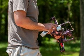 If you want to spend an afternoon flying your drone, you'll need to have fresh batteries at the ready.