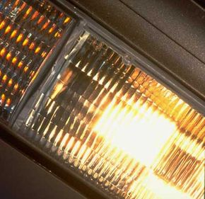 How much fuel your headlights consume depends on how bright they are. These halogen lamps, for instance, use more watts than LED-based ones.