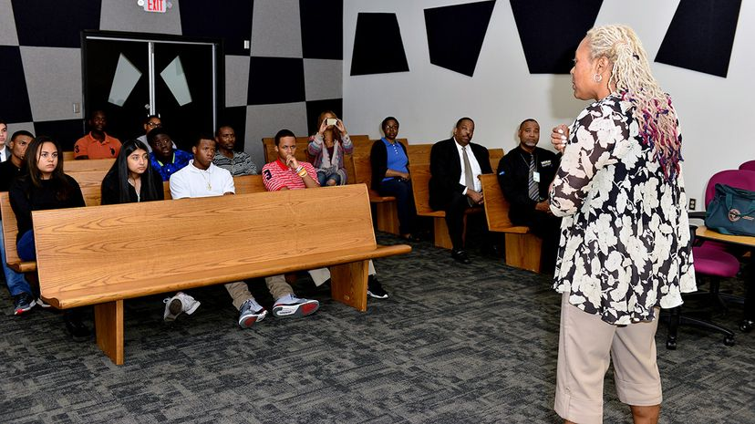 teen court advocate
