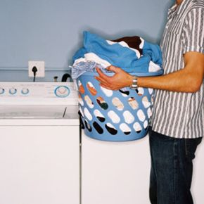 A fresh, dry load of laundry the first time -- that's how it's supposed to be.