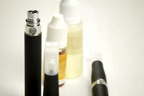 It doesn't take much liquid nicotine to achieve a lethal dose.