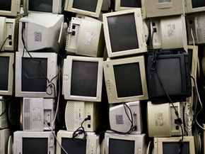 With planned obsolescence, it's no surprise the world's drowning in e-waste.