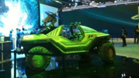 "E3 2012图片:异型,疣猪和幸运兔子""border="