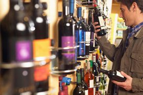 Buy all of your wine and liquor a few weeks ahead of time -- and have three bottles of wine for every four guests.