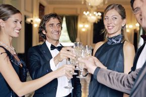 Evening wear can be very hit or miss, but these guidelines will have you on every best dressed list.