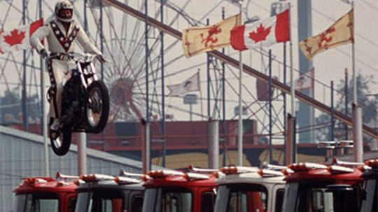 How Evel Knievel Worked