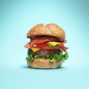 Ah, the classic American hamburger. What are the nuts and bolts of fast food culture? Check out these fast food pictures.