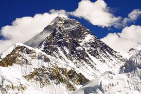 Mount Everest still provides breathtaking views and the greatest climbing challenge in the world, but global warming and the proliferation of unstable glacial lakes could radically alter the local environment. See more Mount Everest pictures.