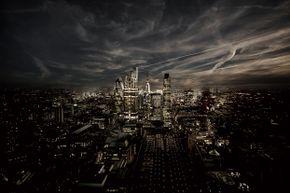 Imagine an entire robotic city bent on humanity's destruction.