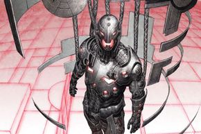 Welcome to the Age of Ultron.