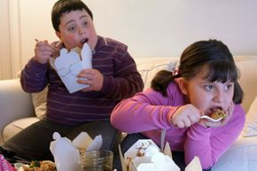 Are there evolutionary reasons for our eating habits?