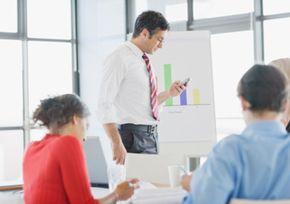 Executive MBA students study a variety of core business concepts.