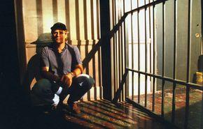 """The X-Files"" executive producer Chris Carter poses on the show's studio set."