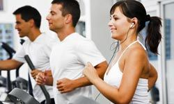 A brisk walk outdoors or on a treadmill can burn the same calories as jogging.