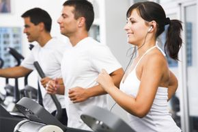 Working out helps to boost your blood flow, which can improve the way your skin looks.