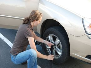 Car Gadgets Image Gallery An exhaust air jack would make this job much easier by using the car's exhaust to lift the car up. See more pictures of car gadgets.