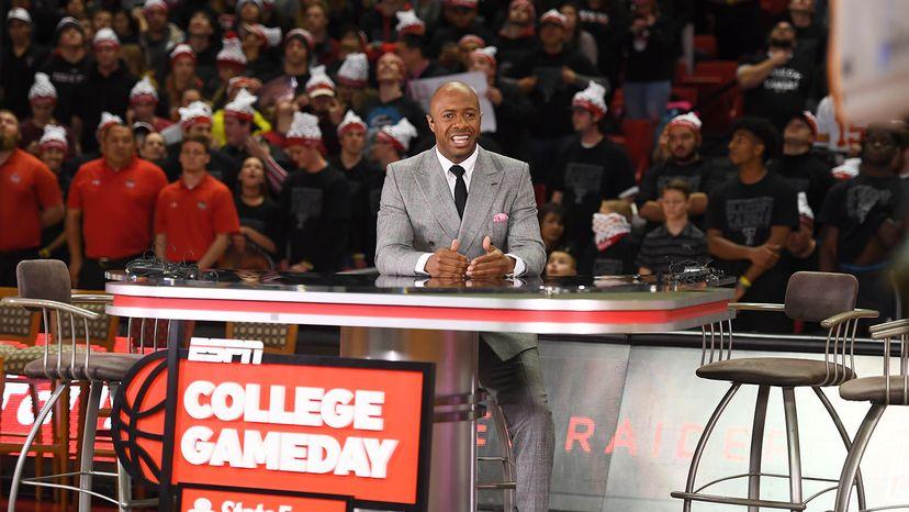 Jay Williams, ESPN