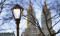 A stroll through Central Park could be part of your daily routine if you live here.