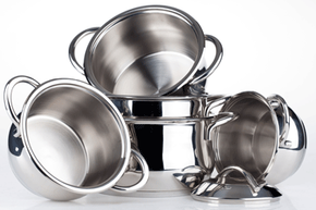 What accounts for the dramatic difference in cookware pricing?