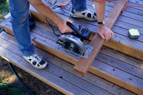 Need more space for your patio? Stretch things out a little. Want to learn more? Check out these pictures of must-have power tools!