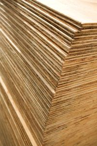 One of the latest green products is an eco-friendly base coat for plywood that emits dangerous toxins.