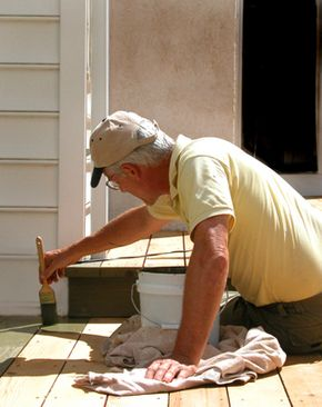 Exterior paints are available for every kind of surface, and provide an easy and inexpensive way to liven up the outside of your house.