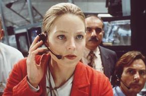"""Ellie Arroway, played by Jodie Foster in the movie """"Contact,"""" was consumed by the thought of life on other planets."""