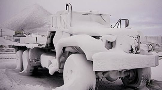 How do extreme climates affect trucks?