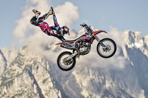 Does doing acrobatics on an airborne motorcycle near the highest mountain in Germany sound like your kind of activity? Well this is the perfect list for you!