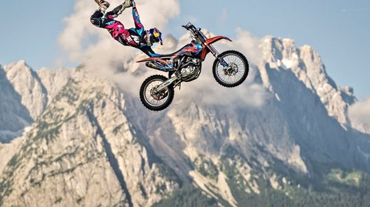10 Extreme Motor Sports for Thrill Seekers