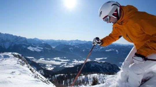How Extreme Skiing Works