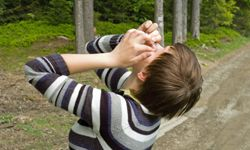 Keep eye drops handy, so you don't have to borrow any from a fellow sufferer.