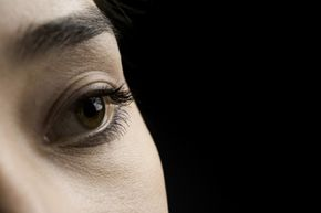 People who lack vitamin A often suffer from night blindness -- they cannot see in the dark.