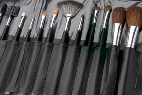 This is one well-stocked brush kit, but if you're just starting out, or if your makeup routine is pretty minimal, you'll only need a few basics.