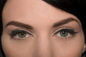 Eyebrow tinting can makes your eyes pop, but make sure you do your research before you go.