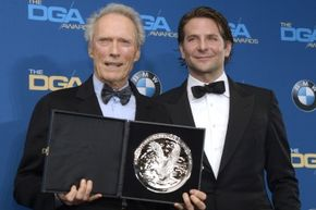 It's kind of ironic that Clint Eastwood is now winning awards from the same institution that fought to limit his power.
