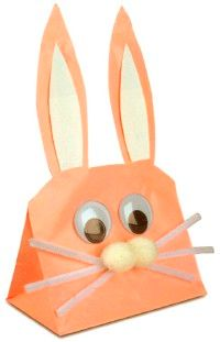 Fill this Bunny Bag with treats galore!