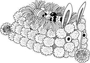Bunny Easter Basket Easter Craft