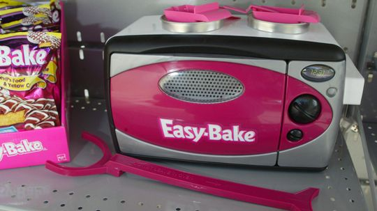How Easy-Bake Ovens Work